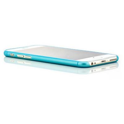Microsonic Ultra Thin 0.2mm Iphone 6 (4.7'') Kılıf Mavi Cep Telefonu Kılıfı