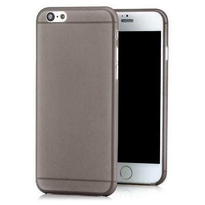 Microsonic Ultra Thin 0.2mm Iphone 6 (4.7'') Kılıf Siyah Cep Telefonu Kılıfı