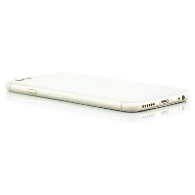Microsonic Ultra Thin 0.2mm Iphone 6 (4.7'') Kılıf Beyaz Cep Telefonu Kılıfı