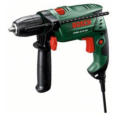 Bosch PSB 570 RE Easy Darbeli Matkap - 0603127006