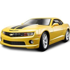 Maisto Chevrolet Camaro Ss Rs 1:18 Model Araba S/e Sarı Arabalar