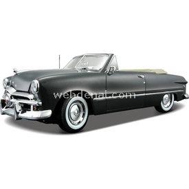 Maisto Ford 1949 1:18 Model Araba S/e Gri Arabalar