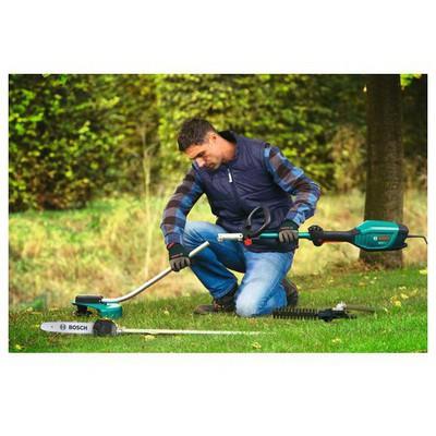 Bosch AMW 10 RT çim biçme donanımı +  tahrik ünitesi Çim Kenar Kesme