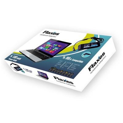 Flaxes Fna-un191 Unıversal 19v 3.42a 65w Uçlar:5.5*2.5 Muadil Notebook Adaptör