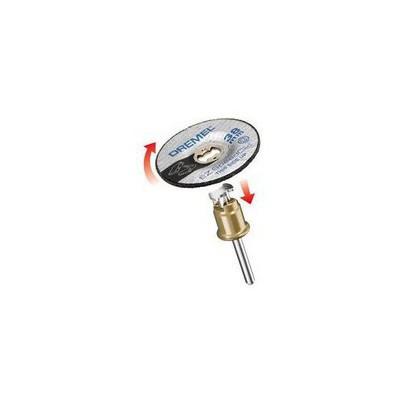 Dremel EZ SpeedClic Taşlama diskleri (SC541) - 2615S541JA