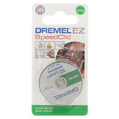 Dremel Speedclic Taşlama Diski - 3,2Mm 1 Adet  - 2615S541JA