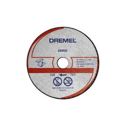 Dremel Saw Max Metal Kesme Diski  - 2615S510JA