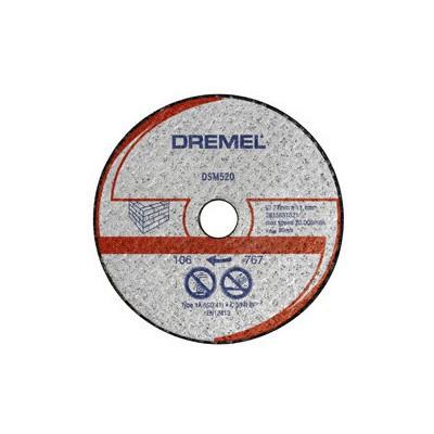 Dremel Saw Max Tuğla Kesme Diski  - 2615S520JA