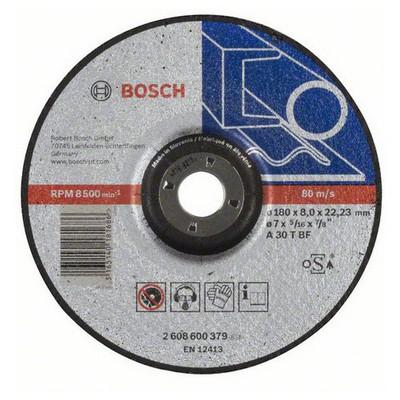 Bosch 180*8,0 mm Expert for Metal Aşındırıcı Disk - 2608600379