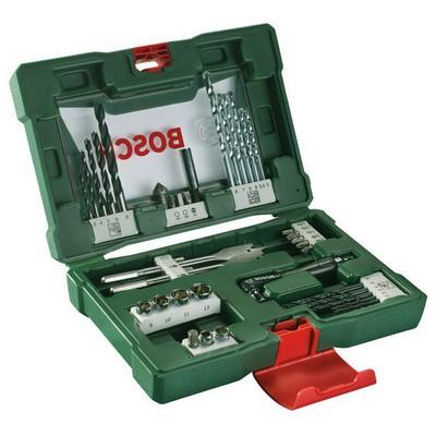 Bosch V-Line 41 parça Aks Set Açılı Tornavida  - 2607017305