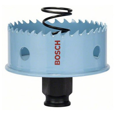Bosch Sheet Metal Panç 64 mm Delik Açma Testeresi - 2608584800