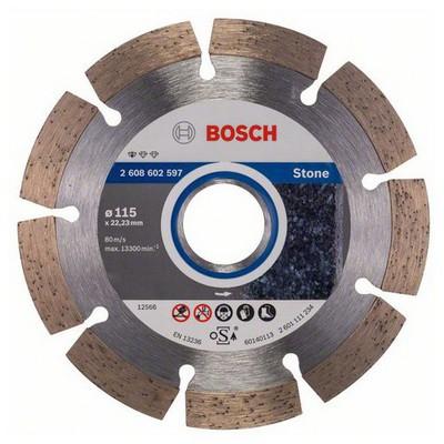 Bosch Standard for Stone 115 mm Elmas Kesme Diski - 2608602597