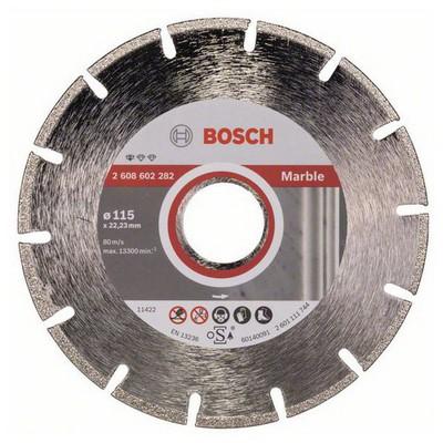 Bosch Standard Seri Mermer İçin Kesme Diski - 115 X 22,23 X 2,2 X 3 Mm Makine Aksesuarı