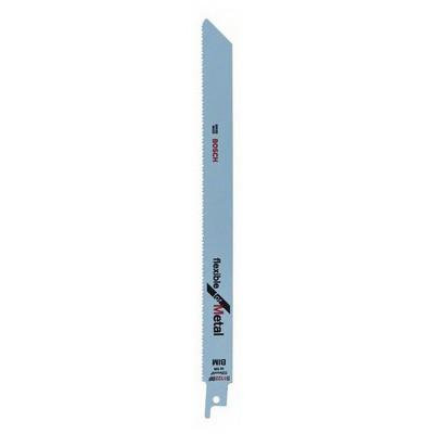 Bosch S 1122 BF Flexible for Metal 100'lü Panter Testere Bıçağı -