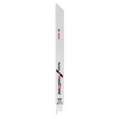 Bosch S 1122 HF Flexible for WoodandMetal 5'li Panter Testere Bıça