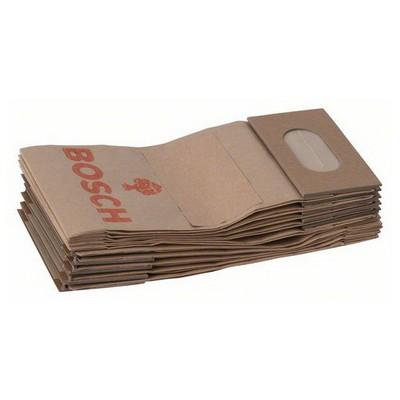 Bosch Kağıt Toz Torbası (Tek Kullanımlık) 10lu  - 2605411068