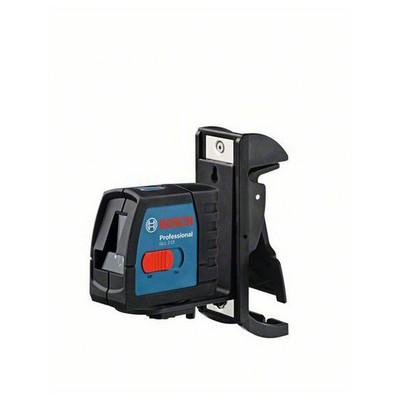 Bosch GLL 2-15 + BM 3 Mıknatıslı Sabitleme Aparatı Çapraz Çizgili Lazerli Hizalama