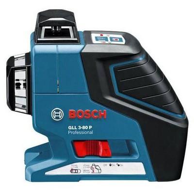 Bosch GLL 3-80 P + BM 1 360 ° Düzlemsel Hizalama Lazeri (3 düzlemd