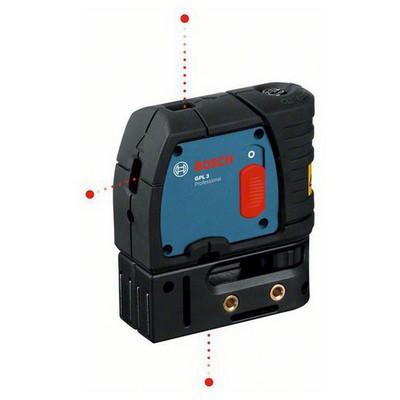 Bosch GPL 3 3 Noktalı Noktasal Hizalama Lazeri - 0601066100