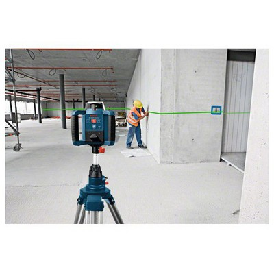 Bosch GRL 300 HVG Set Yeşil Lazerli Rotasyon Lazeri - 0601061701