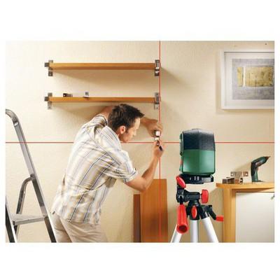 Bosch PCL 10 Set Çapraz Çizgili Hizalama Lazeri - 0603008101