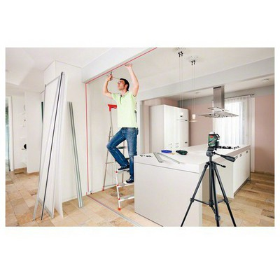 Bosch PLL 360 Set 360° Düzlemsel Hizalama Lazeri (120° dikey lazer