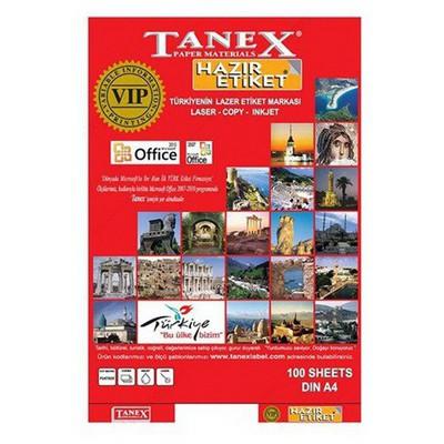 Tanex Tw-2272 35x23.3 Mm Laser Etiket Lazer Etiketleri