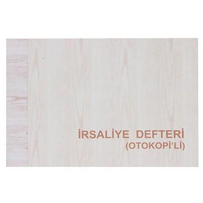 Dilman Irsaliye Defteri Otokopili 2 Nüshalı No. 1 (9.3 X 13.3 Cm) Resmi Evrak