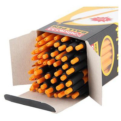 Mikro Tükenmez  60'lı Paket Model 33 Kirmizi Kalem