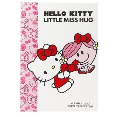 Keskin Color Hello Kitty A4 40 Yaprak Güzel Yazı Defteri