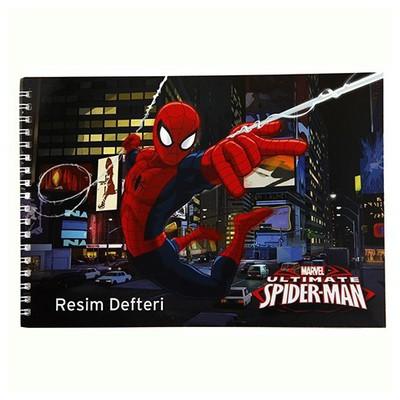 Keskin Color Resim i Amazing Spider Man 17x25 Cm 15 Yaprak Defter