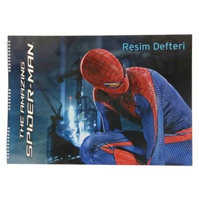 Keskin Color Spider Amazing 35x50 Cm 15 Yaprak Resim i Defter