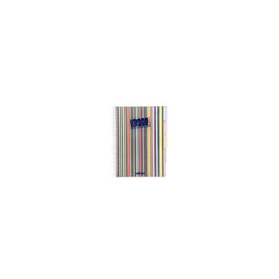 Le Color Image 17x24 Cm 125 Yaprak Pp Kapaklı 5 Ayraçlı Çizgili Defter