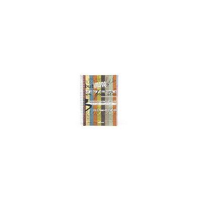 Le Color Image A4 150 Yaprak Pp Kapaklı 5 Ayraçlı Kareli Defter