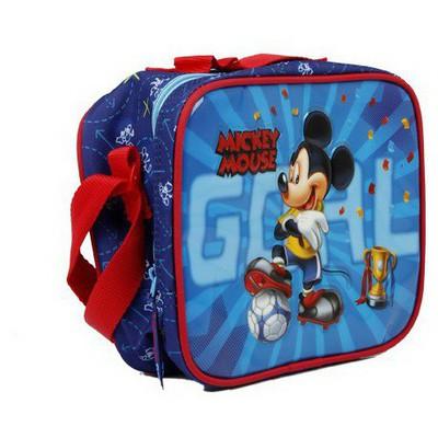 Mickey Mouse Yaygan 72831 Beslenme Çantası Sırt Çantası