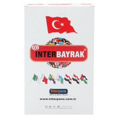 Interpano Inter Bayrak 60 X 90 Cm Eğitim Gereci