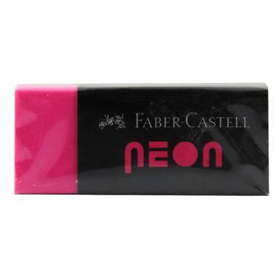 Faber Castell 1785000 Renkli Neon Silgi Silgiler