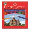 Faber Castell Karton Kutu Boya Kalemi 24 Renk Resim Malzemeleri