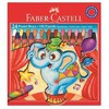 Faber Castell Redline Karton Kutu Pastel Boya 24 Renk Ofis & Kırtasiye