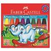 Faber Castell Redline Karton Kutu Pastel Boya 8 Renk Ofis & Kırtasiye