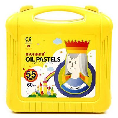 Monami 55c Yağlı Pastel Boya Resim Malzemeleri
