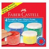 Faber Castell Parmak Boyası 45 Ml 4 Renk Ofis & Kırtasiye