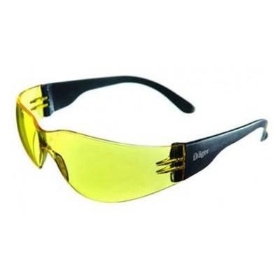 İş Koruma Drager X-pect 8312 Koruyucu Gözlük Sarı İş Güvenliği Ürünü