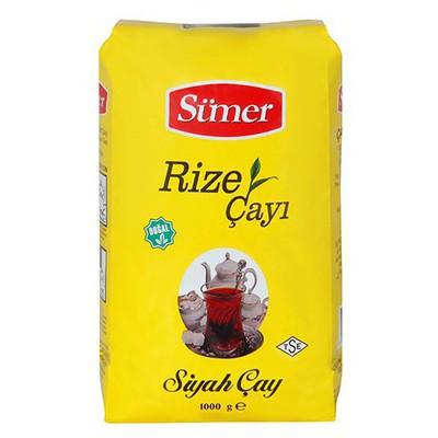 Sümer Karali Rize Siyah Çay 1000 Gr
