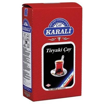Karalı Tiryaki Çay 1000 G Dökme Çay
