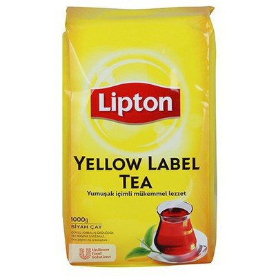 Lipton Yellow Label  1000 g Dökme Çay