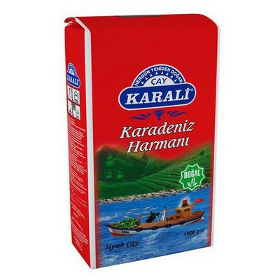 Karalı Karadeniz Harman Çay 1000 G Dökme Çay
