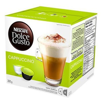 Nescafe Dolce Gusto Cappuccino Kahve - 8 Porsiyon