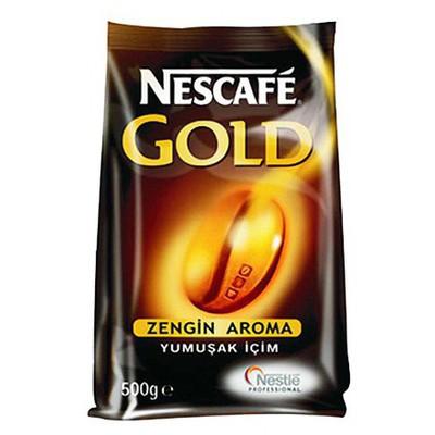 Nescafe Gold  Poşet 500 G Kahve