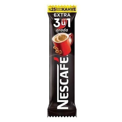 Nescafe 3'ü 1 Arada Extra 48'li Paket Kahve